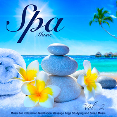Spa Music Vol 2 album cover