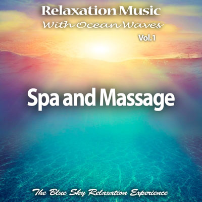 Relaxation Music With Ocean Waves, Vol. 1