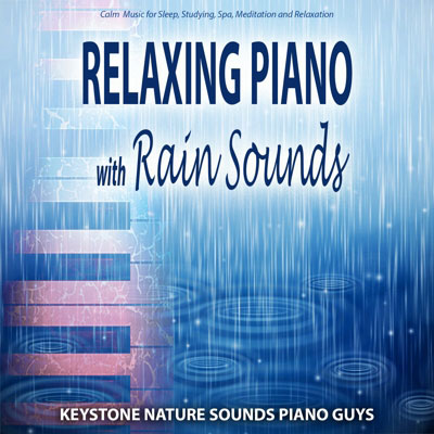 Relaxing Piano with Rain Sounds