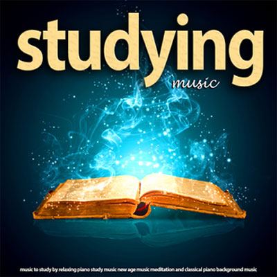 Studying Music and Study Music: Relaxing Piano