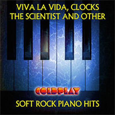 Coldplay Soft Rock Piano Hits