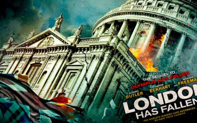 "Jeffrey Michael Composes For ""London Has Fallen"" Feature Film"